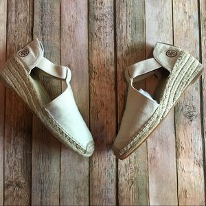 "Tory Burch ""Catalina 2"" wedge espadrille"